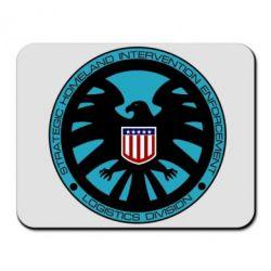 Коврик для мыши Логотип Щита - FatLine