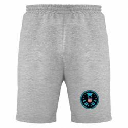 Мужские шорты Логотип Щита