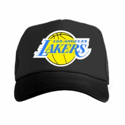 Кепка-тракер Los Angeles Lakers - FatLine