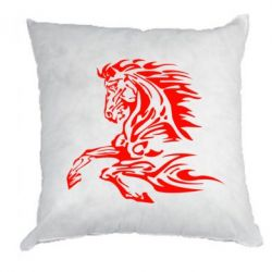 Подушка Лошадь