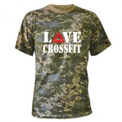 ����������� �������� Love CrossFit - FatLine