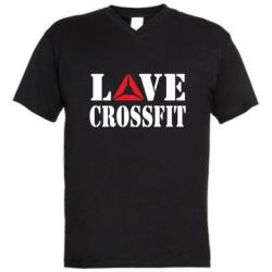 ������� ��������  � V-�������� ������� Love CrossFit - FatLine