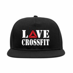 Снепбек Love CrossFit - FatLine