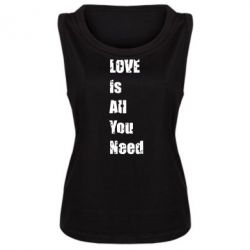 ������� ����� Love is all you need - FatLine
