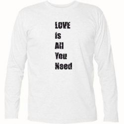 �������� � ������� ������� Love is all you need - FatLine
