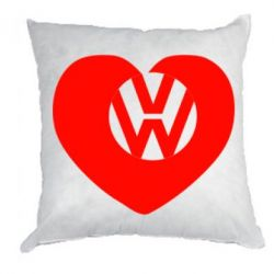 Подушка Love Volkswagen - FatLine
