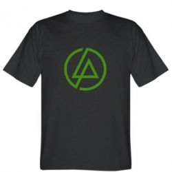 Мужская футболка LP logo - FatLine