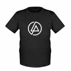 Детская футболка LP logo