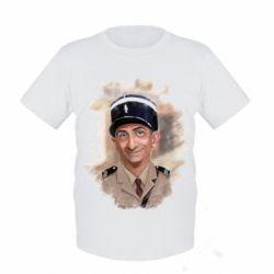 Детская футболка Луи де Фюнес