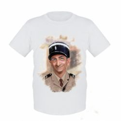 Дитяча футболка Луі Де Фюнес