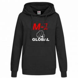Женская толстовка M-1 Global - FatLine