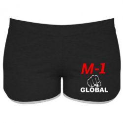 Женские шорты M-1 Global - FatLine