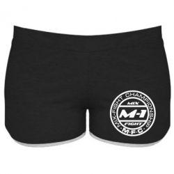 Женские шорты M-1 Logo - FatLine