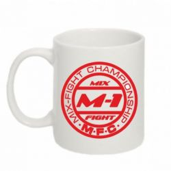 Кружка 320ml M-1 Logo - FatLine