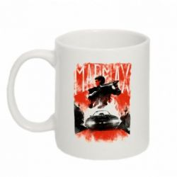 Кружка 320ml Mad Max Fun Art - FatLine