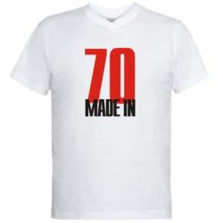 ������� ��������  � V-�������� ������� Made in 70 - FatLine