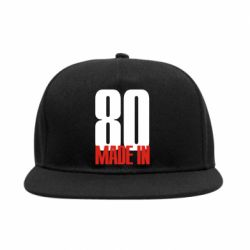 Снепбек Made in 80 - FatLine