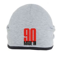 Шапка Made in 90 - FatLine