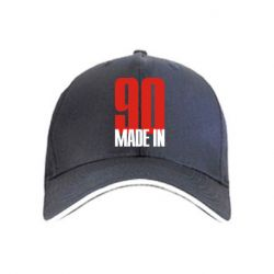 кепка Made in 90 - FatLine