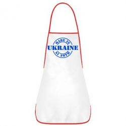 Фартук Made in Ukraine - FatLine