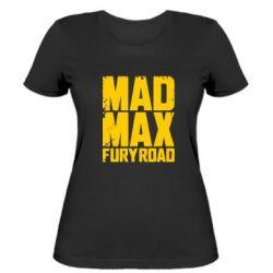 Женская футболка MadMax - FatLine
