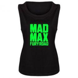 Женская майка MadMax - FatLine