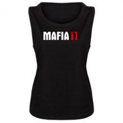 Женская майка Mafia 2 - FatLine