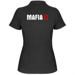 Женская футболка поло Mafia 2 - FatLine