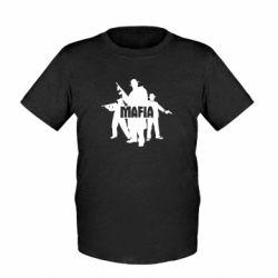 Детская футболка Mafia - FatLine