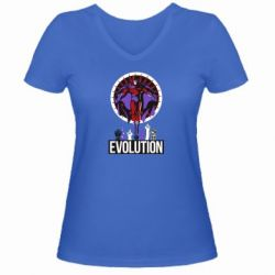 ������� �������� � V-�������� ������� Magneto Evolution - FatLine