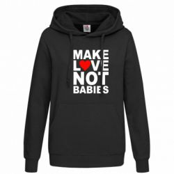 ������� ��������� Make love not babies - FatLine