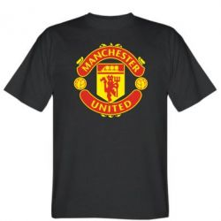 Мужская футболка Манчестер Юнайтед - FatLine