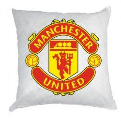 Подушка Манчестер Юнайтед - FatLine