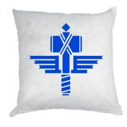 Подушка Manowar Logo - FatLine