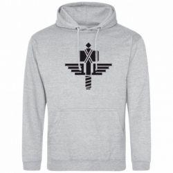 Толстовка Manowar Logo - FatLine