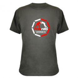 Камуфляжная футболка Manto Zaporozhye - FatLine