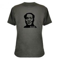 Камуфляжна футболка МАО - FatLine