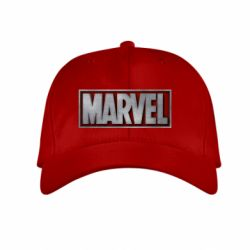Детская кепка Marvel 3D - FatLine