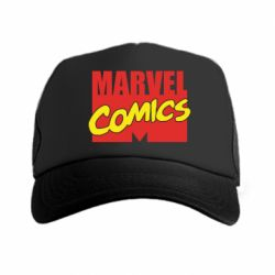 Кепка-тракер Marvel Comics