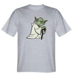 Мужская футболка Master Yoda - FatLine