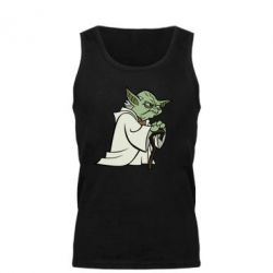 Мужская майка Master Yoda - FatLine