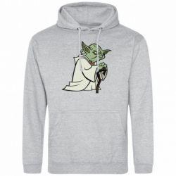 Мужская толстовка Master Yoda - FatLine