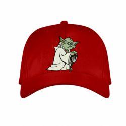 Детская кепка Master Yoda - FatLine