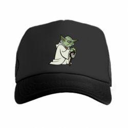 Кепка-тракер Master Yoda - FatLine