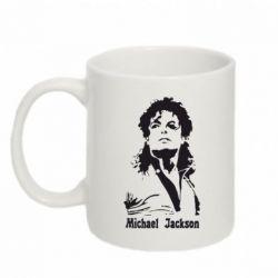 Кружка 320ml Майкл Джексон - FatLine