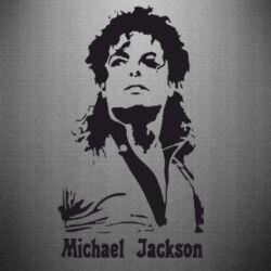 Наклейка Майкл Джексон - FatLine