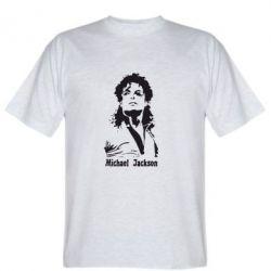 Мужская футболка Майкл Джексон - FatLine