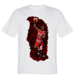 Мужская футболка Майкл Джордан - FatLine