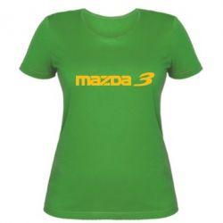 Женская Mazda 3 - FatLine