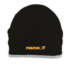 Шапка Mazda 3 - FatLine